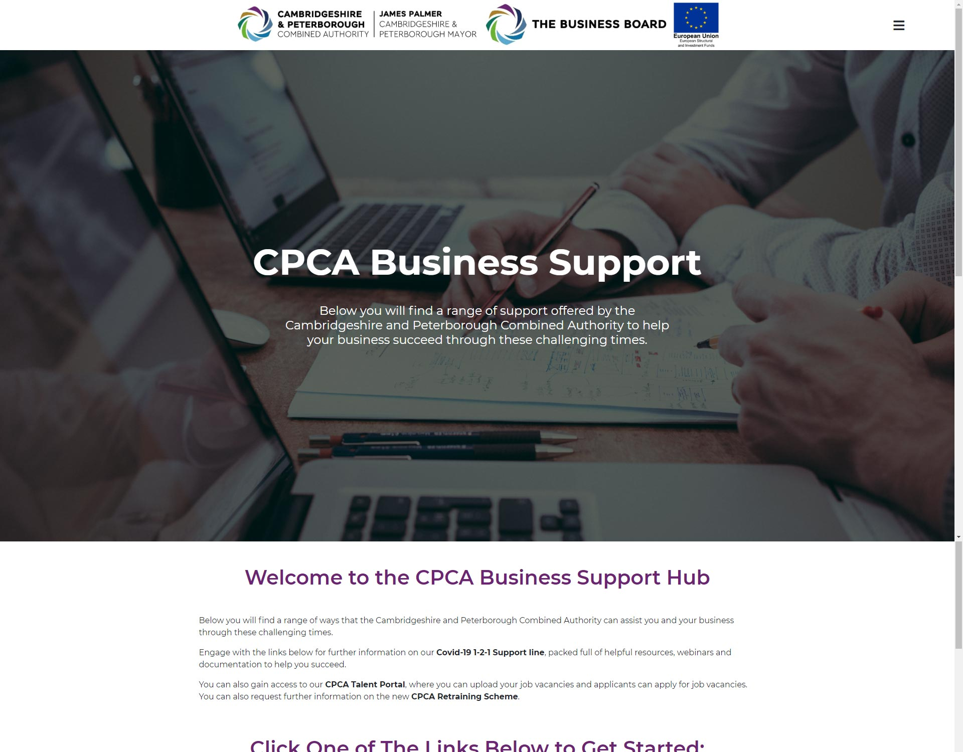 CPCA-Business-Support-Screenshot-Lead-Genera