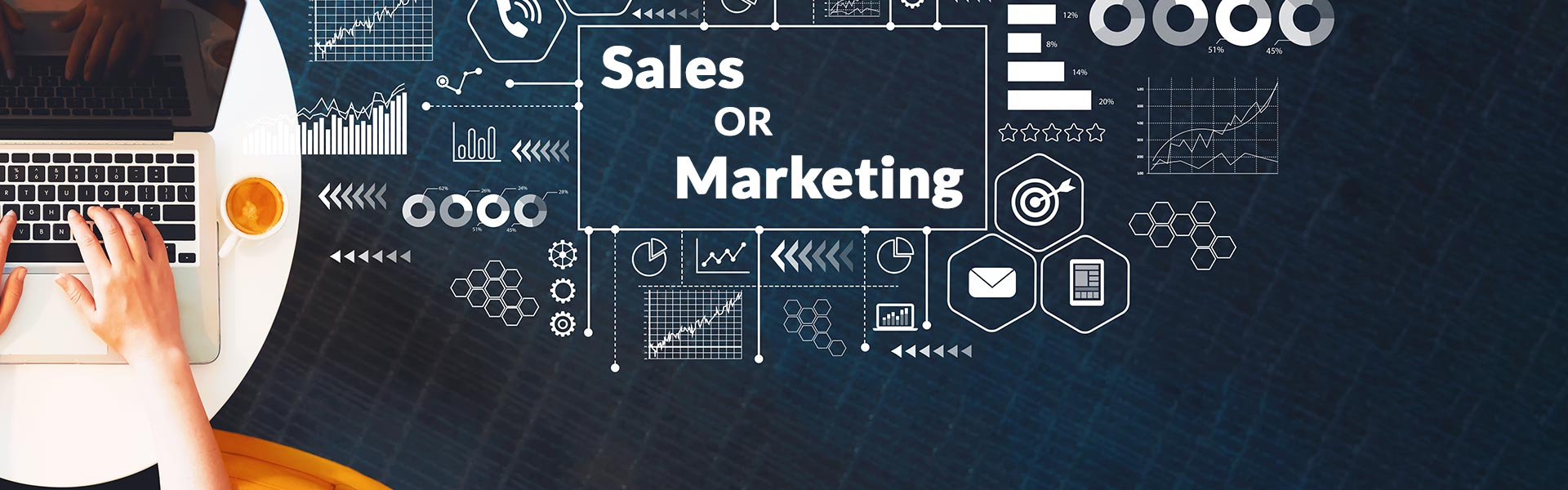 Is lead generation sales or marketing?